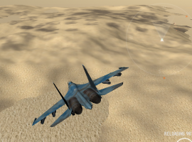 Jet Fighter Game