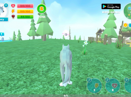 Wolf vs Tiger Simulator
